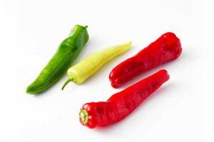Tasty Bullhorns - Red, Yellow, Green