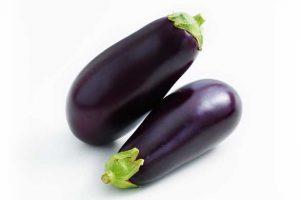 Sweet & Smooth Eggplant (Aubergine)