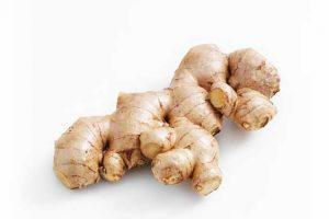 Fresh Grown Aromatic Ginger