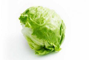 Crisp Crunchy Iceberg Lettuce