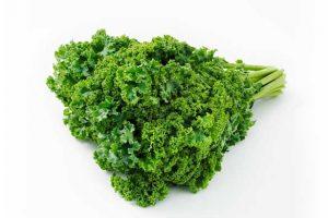 Leafy Fresh Kale varieties